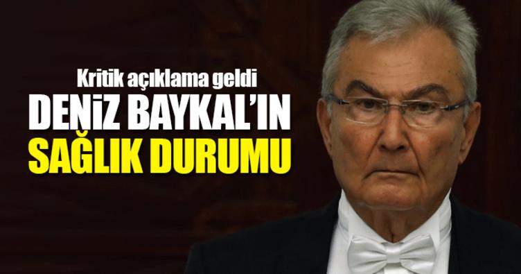 Deniz Baykal'ın sağlık durumu nasıl? - İşte CHP Antalya Milletvekili Deniz Baykal'ın son durumu!